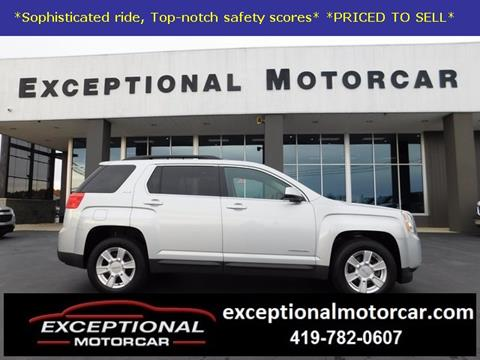 2011 GMC Terrain for sale in Defiance, OH