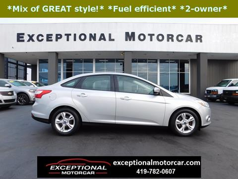 2013 Ford Focus for sale in Defiance, OH