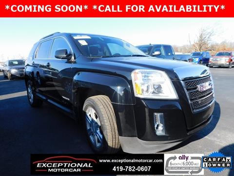 2015 GMC Terrain for sale in Defiance, OH