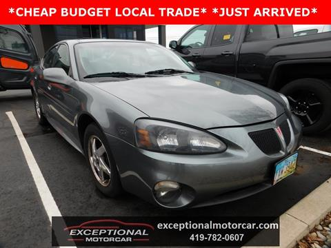 2004 Pontiac Grand Prix for sale in Defiance, OH