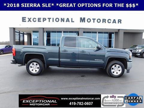 2018 GMC Sierra 1500 for sale in Defiance, OH