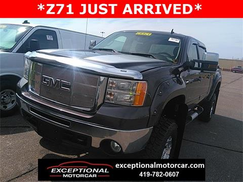 2010 GMC Sierra 2500HD for sale in Defiance, OH