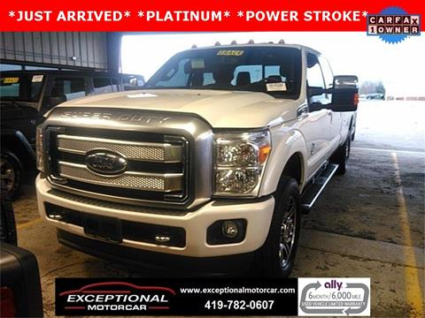 2016 Ford F-350 Super Duty for sale in Defiance, OH
