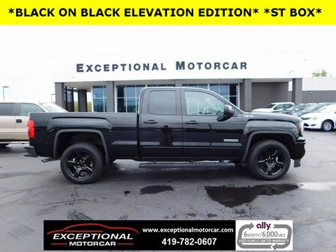 2018 GMC Sierra 1500 for sale in Defiance, OH