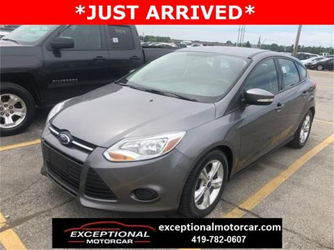 2014 Ford Focus for sale in Defiance, OH