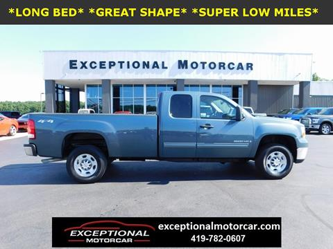 2009 GMC Sierra 2500HD for sale in Defiance, OH