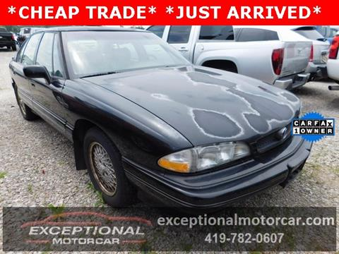 1994 Pontiac Bonneville for sale in Defiance, OH