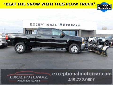 2016 Chevrolet Silverado 3500HD for sale in Defiance, OH