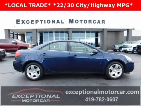 2008 Pontiac G6 for sale in Defiance, OH