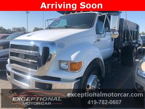 2013 Ford F-650 Super Duty for sale in Defiance, OH
