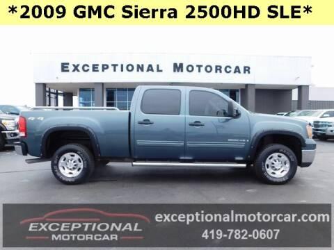 2009 GMC Sierra 2500HD for sale in Defiance, OH