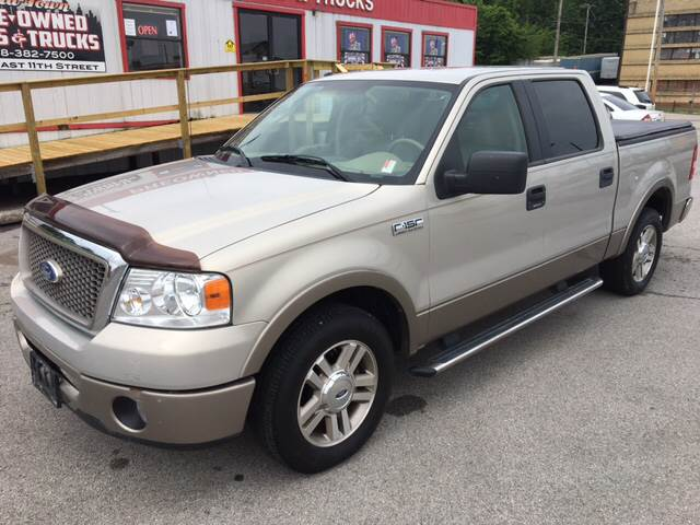 2006 Ford F-150 for sale at Midtown Pre-Owned Cars & Trucks in Tulsa OK