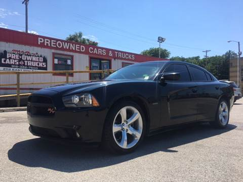 2012 Dodge Charger for sale at Midtown Pre-Owned Cars & Trucks in Tulsa OK