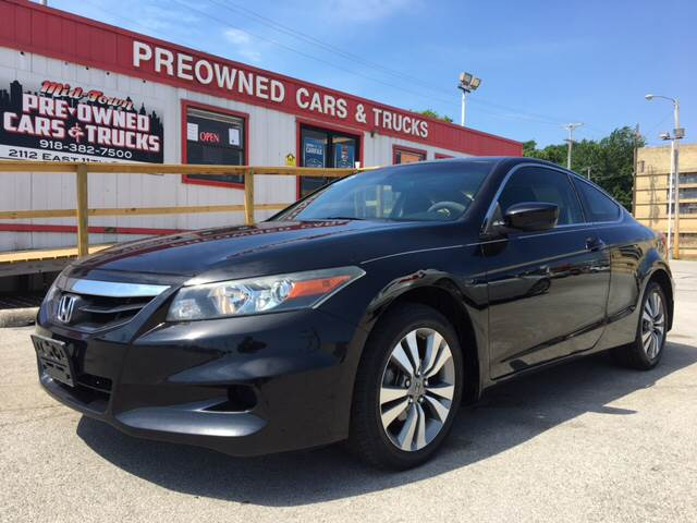 2012 Honda Accord for sale at Midtown Pre-Owned Cars & Trucks in Tulsa OK