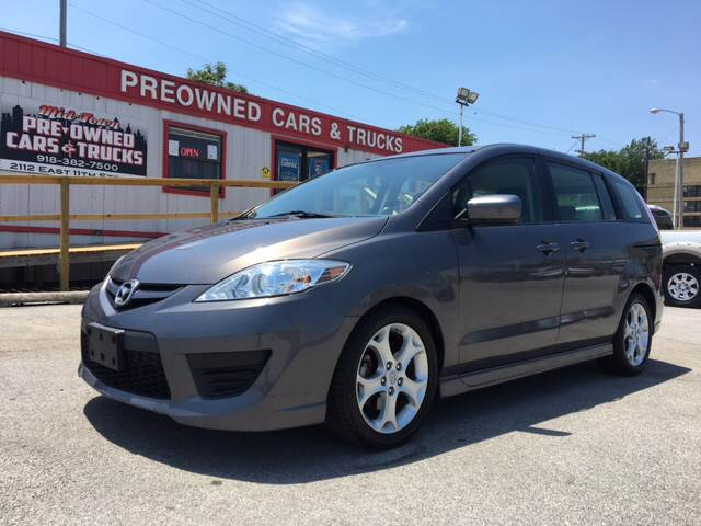 2010 Mazda MAZDA5 for sale at Midtown Pre-Owned Cars & Trucks in Tulsa OK