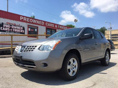2008 Nissan Rogue for sale at Midtown Pre-Owned Cars & Trucks in Tulsa OK