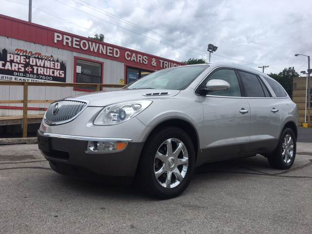 2008 Buick Enclave for sale at Midtown Pre-Owned Cars & Trucks in Tulsa OK