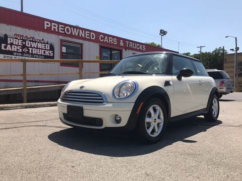 2010 MINI Cooper for sale at Midtown Pre-Owned Cars & Trucks in Tulsa OK