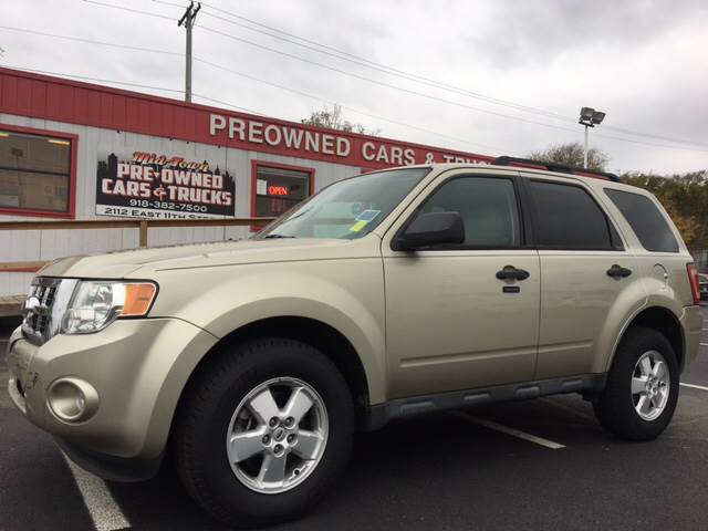 2010 Ford Escape Xlt In Tulsa Ok Midtown Pre Owned Cars Trucks