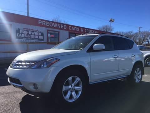 Nissan Murano For Sale In Tulsa Ok