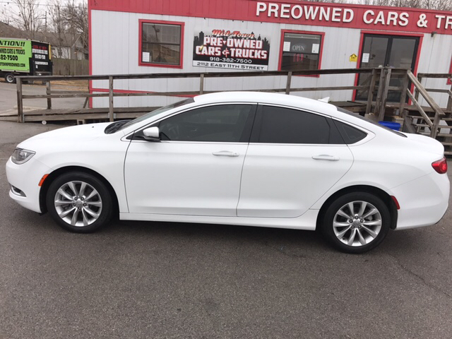 2015 Chrysler 200 For Sale >> 2015 Chrysler 200 In Tulsa Ok Midtown Pre Owned Cars Trucks