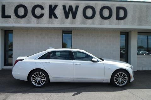 2017 Cadillac CT6 for sale in Marshall, MN