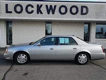 2005 Cadillac DeVille for sale in Marshall, MN