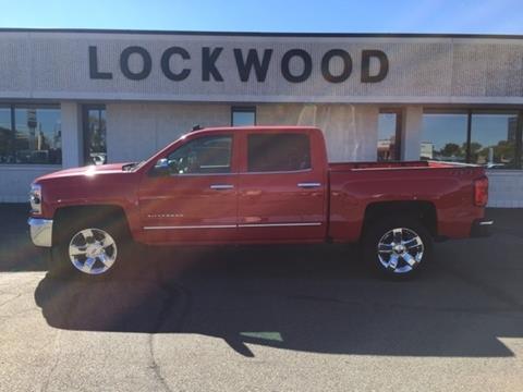 2018 Chevrolet Silverado 1500 for sale in Marshall, MN