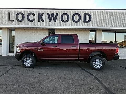 2018 RAM Ram Pickup 2500 for sale in Marshall, MN