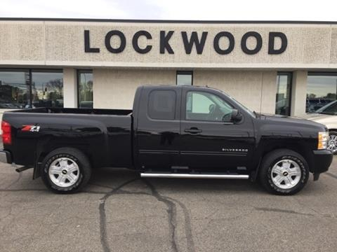 2011 Chevrolet Silverado 1500 for sale in Marshall, MN