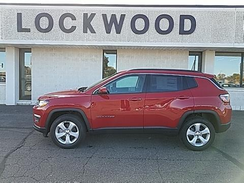 2018 Jeep Compass for sale in Marshall, MN