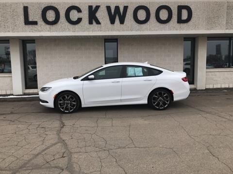 Chrysler for sale in marshall mn for Lockwood motors marshall mn