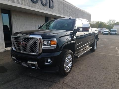 2015 GMC Sierra 2500HD for sale in Marshall, MN