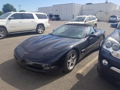 Lockwood Motors Marshall Mn >> Used 2004 Chevrolet Corvette For Sale - Carsforsale.com®