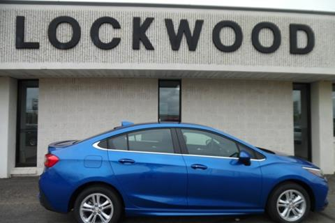 2017 Chevrolet Cruze for sale in Marshall, MN