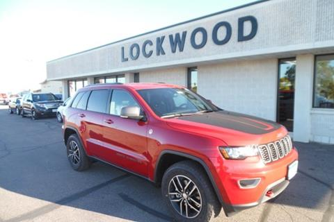 2017 Jeep Grand Cherokee for sale in Marshall, MN