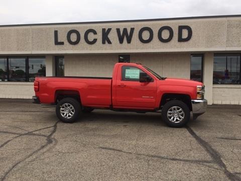 2017 Chevrolet Silverado 3500HD for sale in Marshall, MN