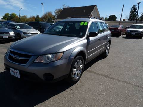 2008 Subaru Outback for sale in Fort Collins, CO