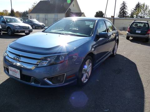 2010 Ford Fusion for sale in Fort Collins, CO