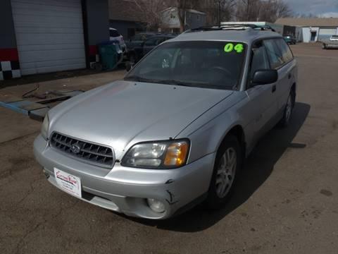 2004 Subaru Outback For Sale In Colorado Carsforsale