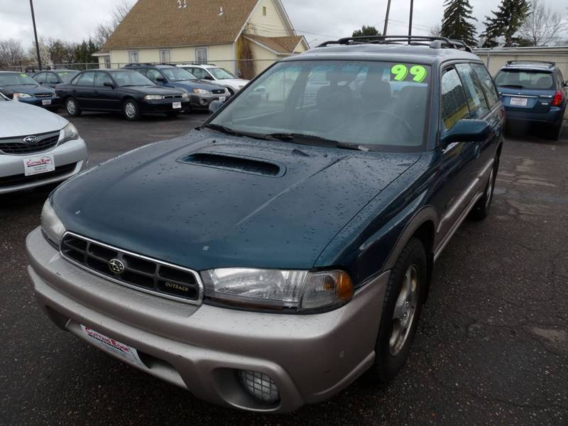 1999 Subaru Legacy AWD Outback Limited 30th Anniversary 4dr Wagon