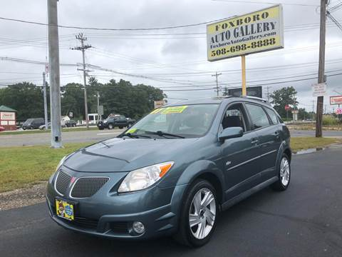 2007 Pontiac Vibe for sale in Foxboro, MA