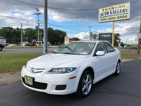 2008 Mazda Mazda6 For Sale In Massachusetts Carsforsale