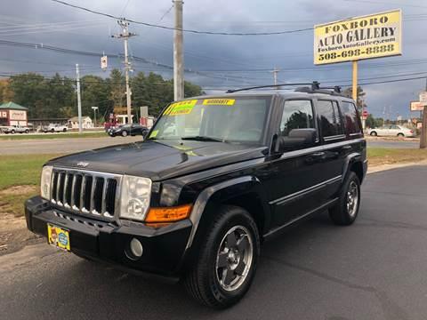 2007 Jeep Commander for sale in Foxboro, MA