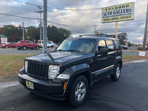 2011 Jeep Liberty for sale in Foxboro, MA