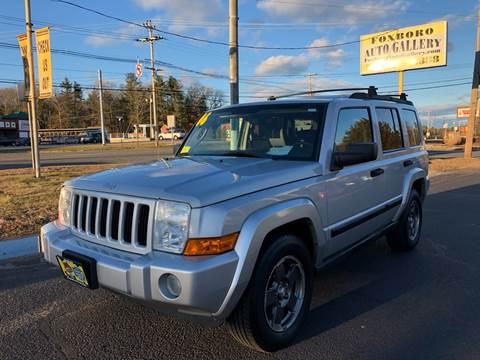 2006 Jeep Commander for sale in Foxboro, MA
