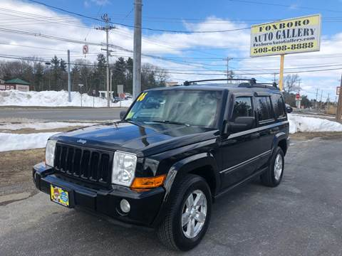 2006 Jeep Commander for sale in Foxboro, MA