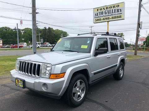 2009 Jeep Commander for sale in Foxboro, MA