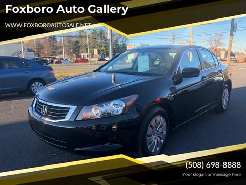 2009 Honda Accord for sale in Foxboro, MA