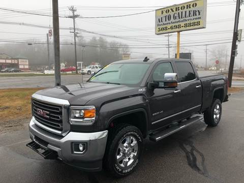 2015 GMC Sierra 2500HD for sale in Foxboro, MA